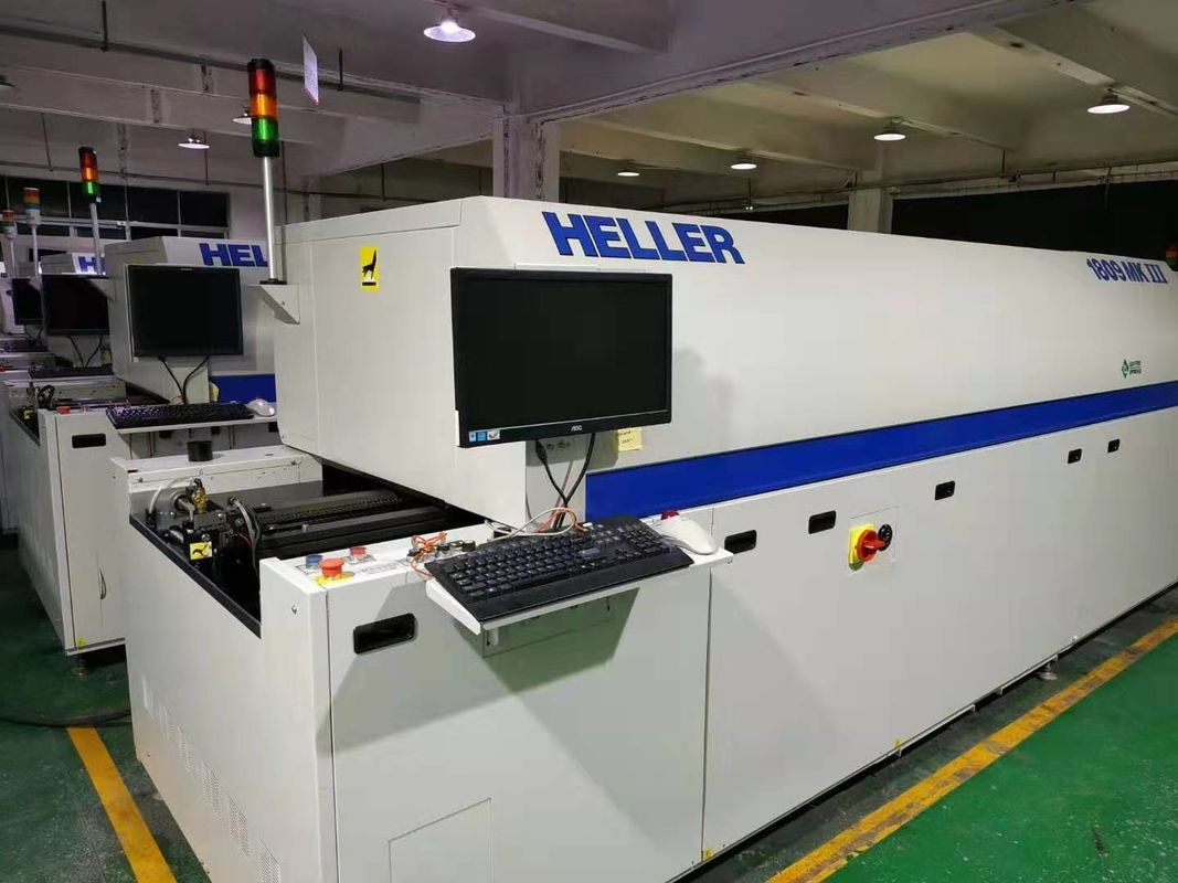 SMT Reflow Oven HELLER 1809 MARK 3 Original Condition 6 Month Warranty